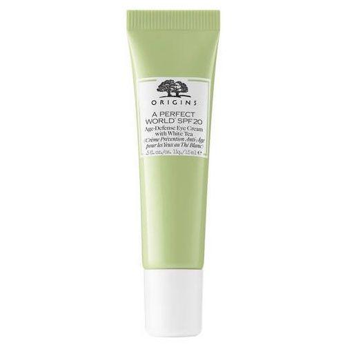 Origins A perfect world age-defense eye cream with spf 20 - krem pod oczy