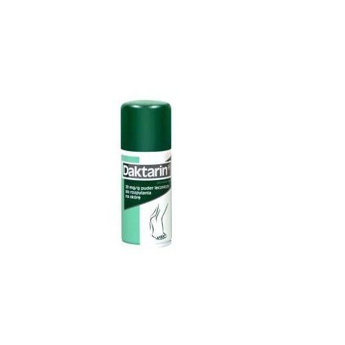 Daktarin puder leczniczy (aerosol) 0,02 g/1g 100g Mcneil consumer healthcare - Super obniżka
