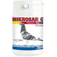 mikrosan g - preparat odżywczy dla gołębi 400g marki Biofaktor