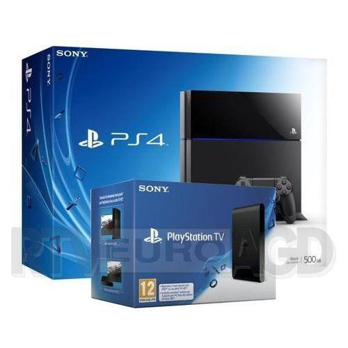 Konsola Sony PlayStation TV - fotografia Konsola Sony PlayStation TV