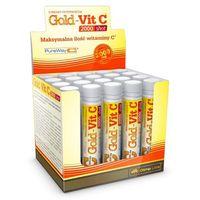 Olimp GOLD-VIT C 2000 SHOT amp. 25 ml 067730