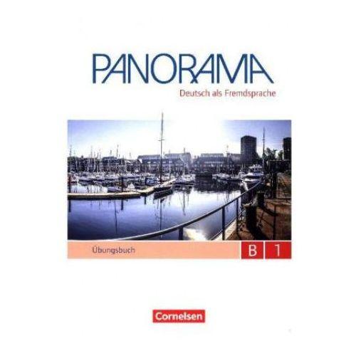 Panorama B1 Ubungsbuch+DaF + CD (9783061204792)