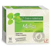 Melisa ekstrakt 150mg 90 tabl.