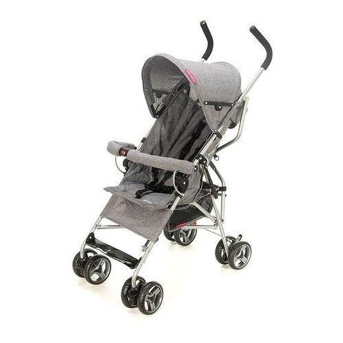 Kidz-motion Wózek spacerowy barton szary - przedsprzedaż