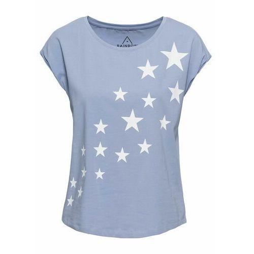 0186de7830ef8f Zobacz w sklepie Bluzka shirtowa truskawkowo-biały w kratę, Bonprix, 32-50