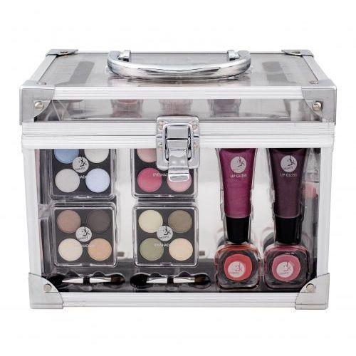 Makeup Trading Transparent zestaw Complet Make Up Palette dla kobiet, SCHMINK605 - Ekstra rabat