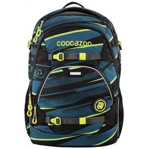 Coocazoo plecak szkolny scalerale, wild stripe, certyfikat agr (4047443381781)