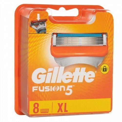 Gillette Fusion (8 ostrzy),719 - Ekstra upust