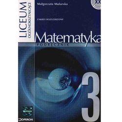 Matematyka  Operon MegaKsiazki.pl