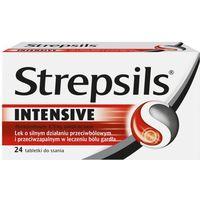 Strepsils Intensive, 8,75mg,tabl.d/ssania,24szt,bl (5909990646517)