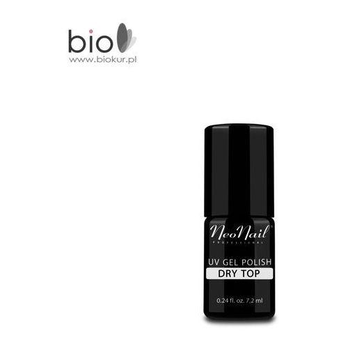 Lakier Hybrydowy UV TOP DRY (bez przemywania) NeoNail - 7,2 ml - Znakomita obniżka