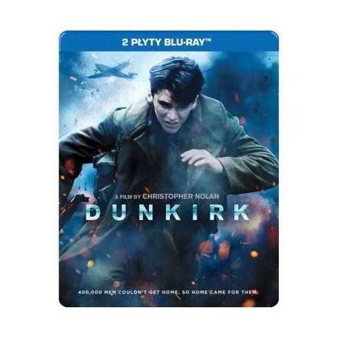 Dunkierka. Steelbook (BD) (7321996347485)