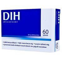 Tabletki DIH, 500 mg, tabl.powl., 60 szt,bl(4x15)