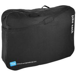 bike sack kufer transportowy czarny sakwy i kufry rowerowe marki B&w international