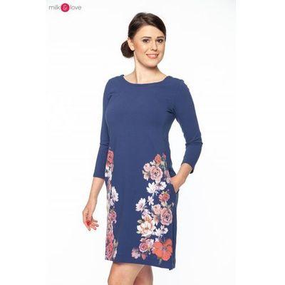 Sukienki ciążowe Milk&Love Piękny Brzuszek