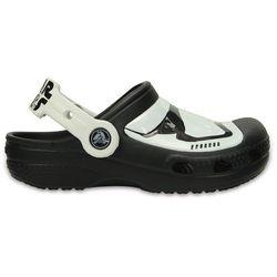 Buty klapki stormtrooper 203531 multi - czarny marki Crocs