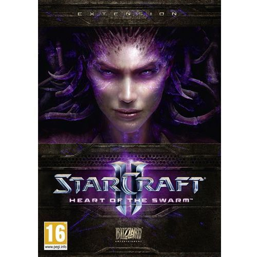 Starcraft 2 Heart of Swarm (PC)