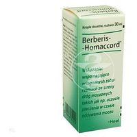 Krople HEEL Berberis-Homaccord krop.doustne - 30 ml (butelka)