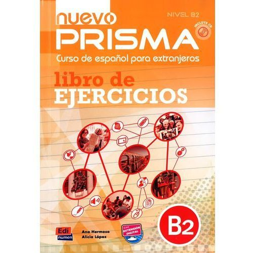 Prisma Nuevo B2 ćwiczenia + CD audio (2016)