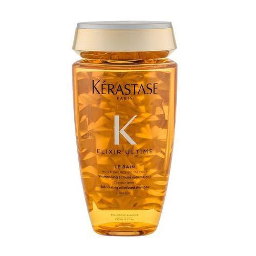 Kérastase Elixir Ultime szampon do włosów matowych i zmęczonych 250 ml - Rewelacyjna przecena