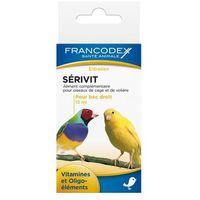 Francodex witaminy na proste dzioby ptaków 15 ml - darmowa dostawa od 95 zł! (3283021740491)