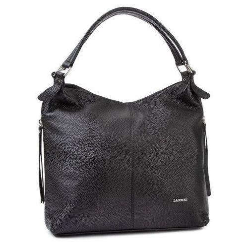 Torebka LASOCKI - VS4696 Black, kolor czarny