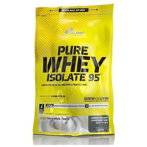 OLIMP Pure Whey Isolate 95 - 600g - Dark Chocolate