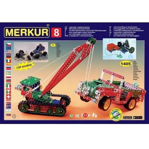 Merkur Modele RC Kit, Model 8130, 1405 el. - BEZPŁATNY ODBIÓR: WROCŁAW!