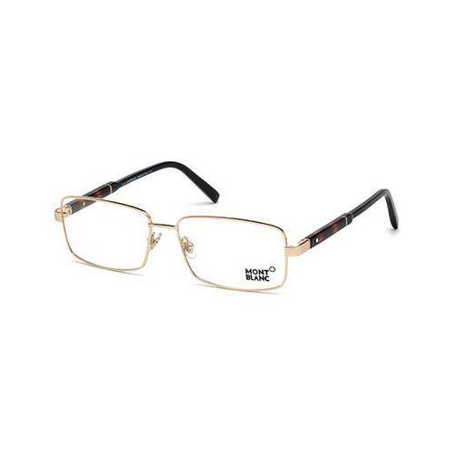 Okulary korekcyjne mb0640 028 Mont blanc