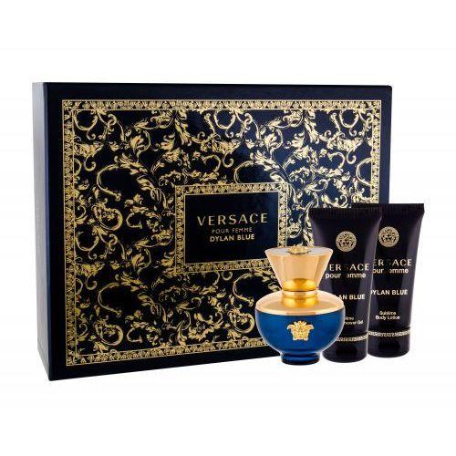 Versace Pour Femme Dylan Blue zestaw 50 ml dla kobiet (8011003843770)