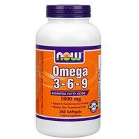 Now Foods Omega 3-6-9 1000mg 250 kaps.
