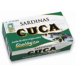 Konserwy i przetwory rybne  Cuca Organical.pl - Bio Produkty