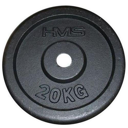 Talerz HMS 20 kg Czarny
