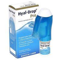 Hyal-drop pro krople do oczu 10ml marki Bausch&lomb