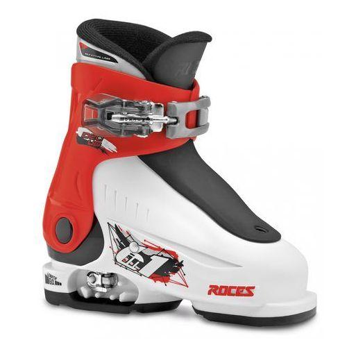 Roces buty narciarskie dziecięce Idea UP Biało/Czerwono/Czarne 25-29 (8020187846286)