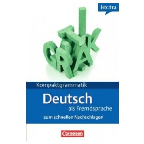 Lextra - Deutsch als Fremdsprache - Kompaktgrammatik - A1-B1