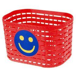 Koszyk dziecięcy przedni plastikowy, żółty marki Cyklošvec