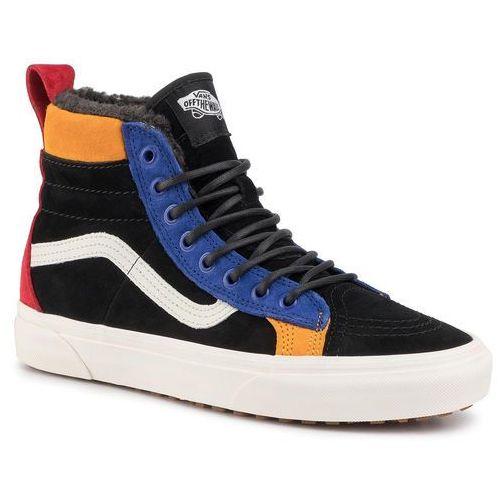 ▷ Sneakersy Sk8 Mid VN0A3WM30FI1 Grape LeafTrue White
