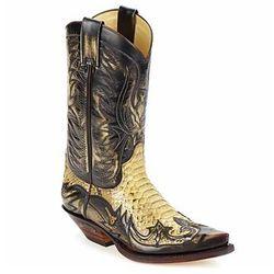 Kozaki męskie Sendra boots Spartoo