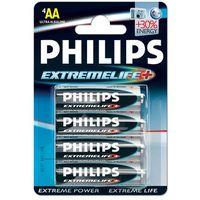 Philips  extremelife bateria lr6-p4/12b