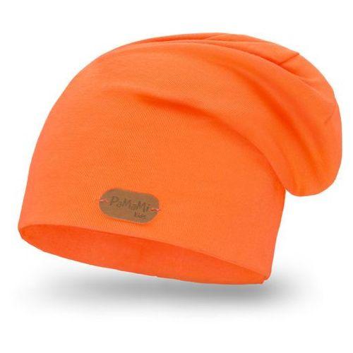 Pamami Wiosenna czapka - pomarańczowy - pomarańczowy (5902934042604)