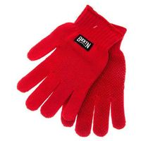 rękawice BRIXTON - Langley Gloves Red (RED)