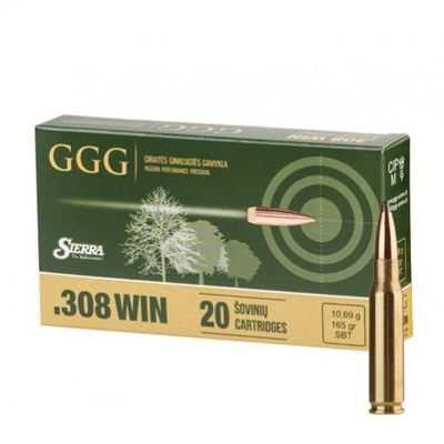 Amunicja GGG