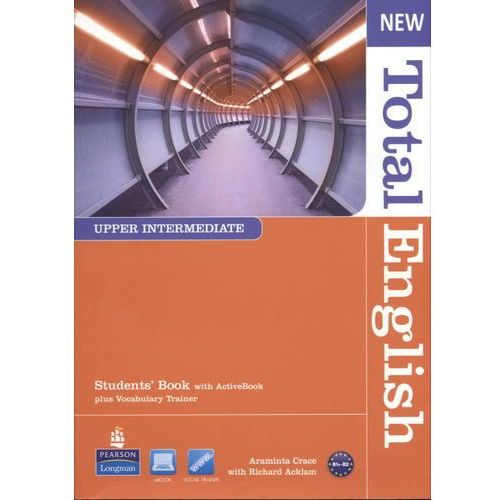 New Total English Upper-Intermediate Student's Book With Cd (2011)