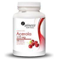 Kapsułki Naturalna witamina C - acerola / 120 kapsułek
