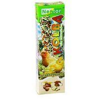 kolby dla kanarków - różne smaki marki Nestor