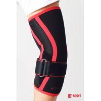 4sport Anatomiczna orteza stawu łokciowego z fiszbinami ortopedycznymi as-l/f
