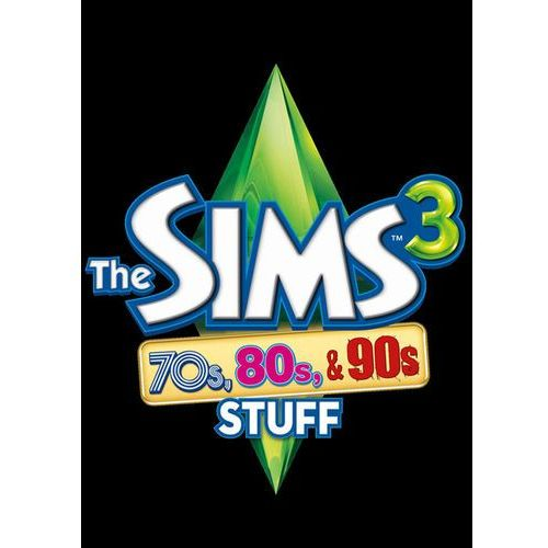 The Sims 3 Szalone Lata 70, 80, 90 (PC)