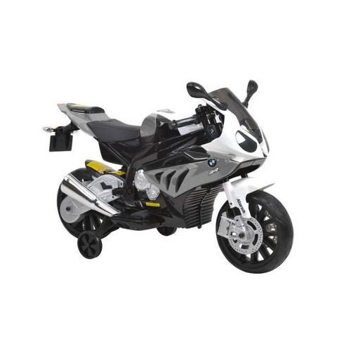 HECHT BMW S1000RR-GREY MOTOR SKUTER ELEKTRYCZNY AKUMULATOROWY MOTOCYKL MOTOREK ZABAWKA AUTO DLA DZIECI - EWIMAX OFICJALNY DYSTRYBUTOR - AUTORYZOWANY DEALER HECHT