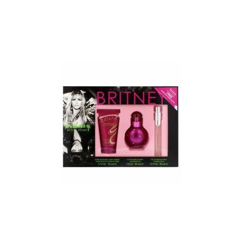 Britney Spears Fantasy, zestaw perfum Edp 30ml + 10ml Edp + 50ml balsam (W) - Najtaniej w sieci